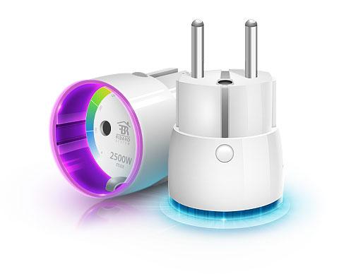 Fibaro Z-wave wall plug